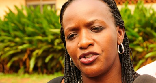 Nabilah Naggayi Sempala to hold NUP flag for Kampala Mayoral seat