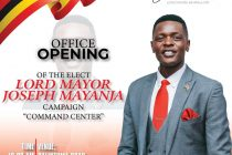 Police interrupt lord mayor hopeful Jose Chameleone's office launch