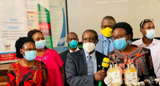 Uganda Launches Clinical Trials For COVID-19 Plasma Treatment