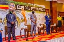 Uganda Tourism Board appoints Eddy Kenzo as new Brand ambassador
