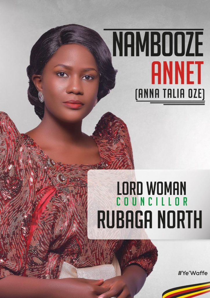 Why Anna Talia Oze is standing for Lord Woman Councilor Rugbaga North