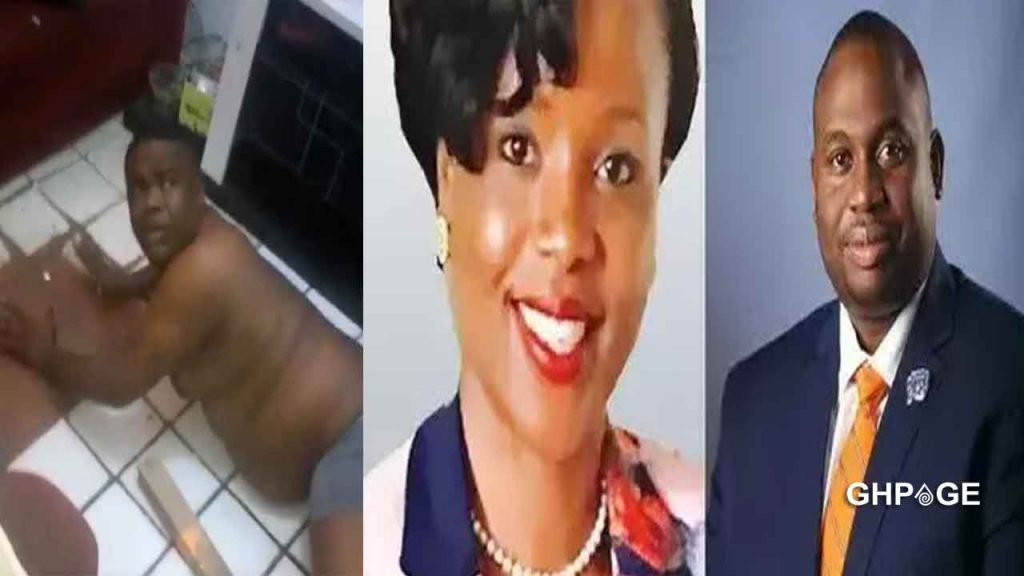 VIDEO - Ivan Kituuka Housing Finance Manager shot dead, He was caught Live chewing a married woman