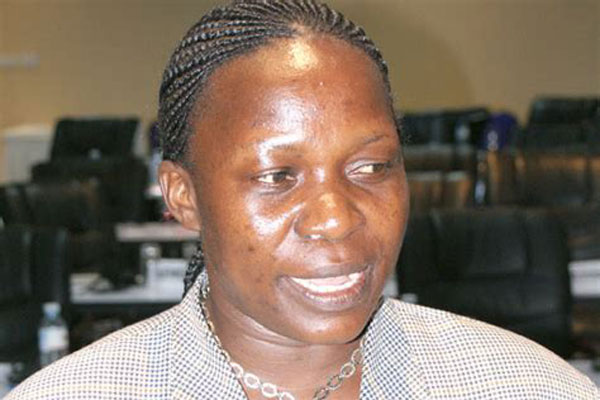 Fellow Minister Appeals to Ruth Aceng For Government Face Masks