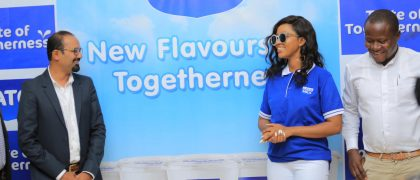 Lato Milk appoints Spice Diana as New brand ambassador