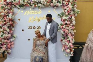 PHOTOS - Nina Rose Officially introduces Producer Daddy Andre