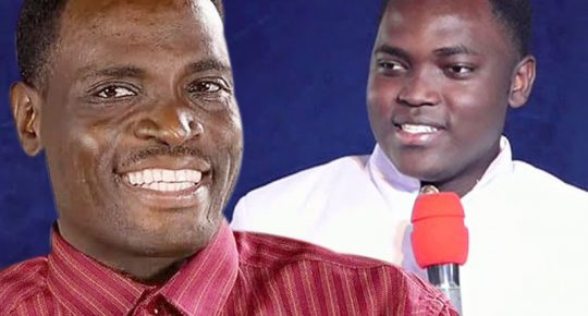 Rest in peace best daddy - Pastor Yiga's son pens an emotional message