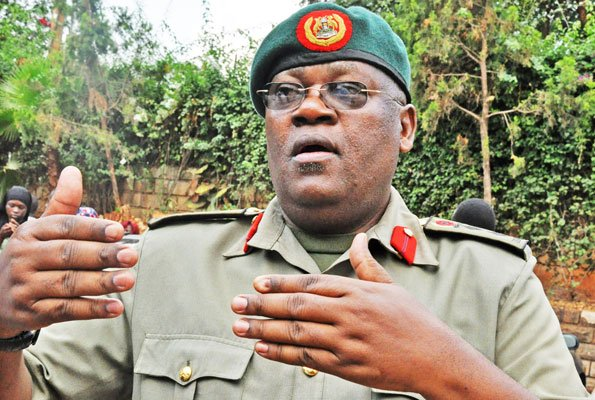 col. Shaban Bantariza, Deputy Government Spokesperson is Dead