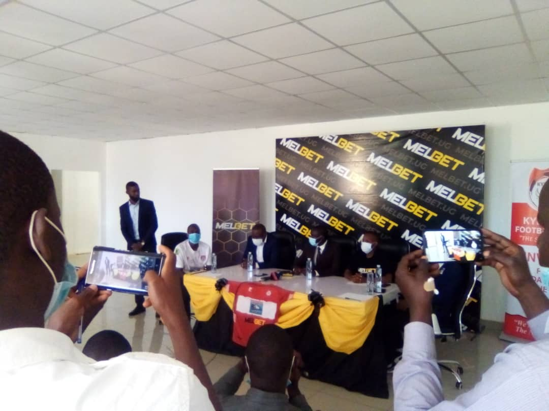 Melbet launches partnership with Kyetume FC