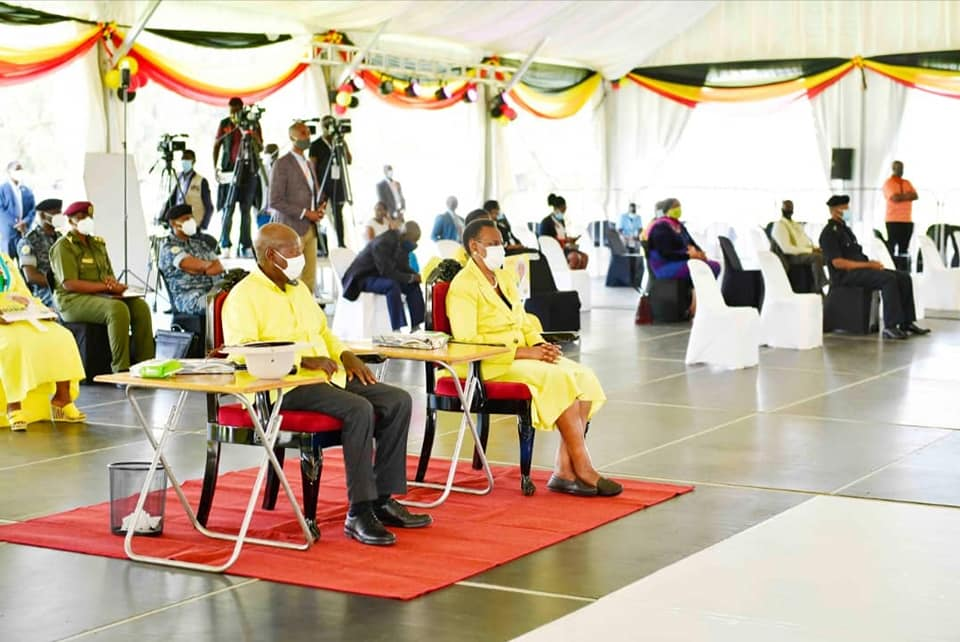 Museveni Speaks after his Nomination - FULL SPEECH