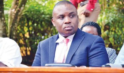 SAD! Lord Mayor Erias Lukwago rushed to Aga Khan hospital, Here is Why