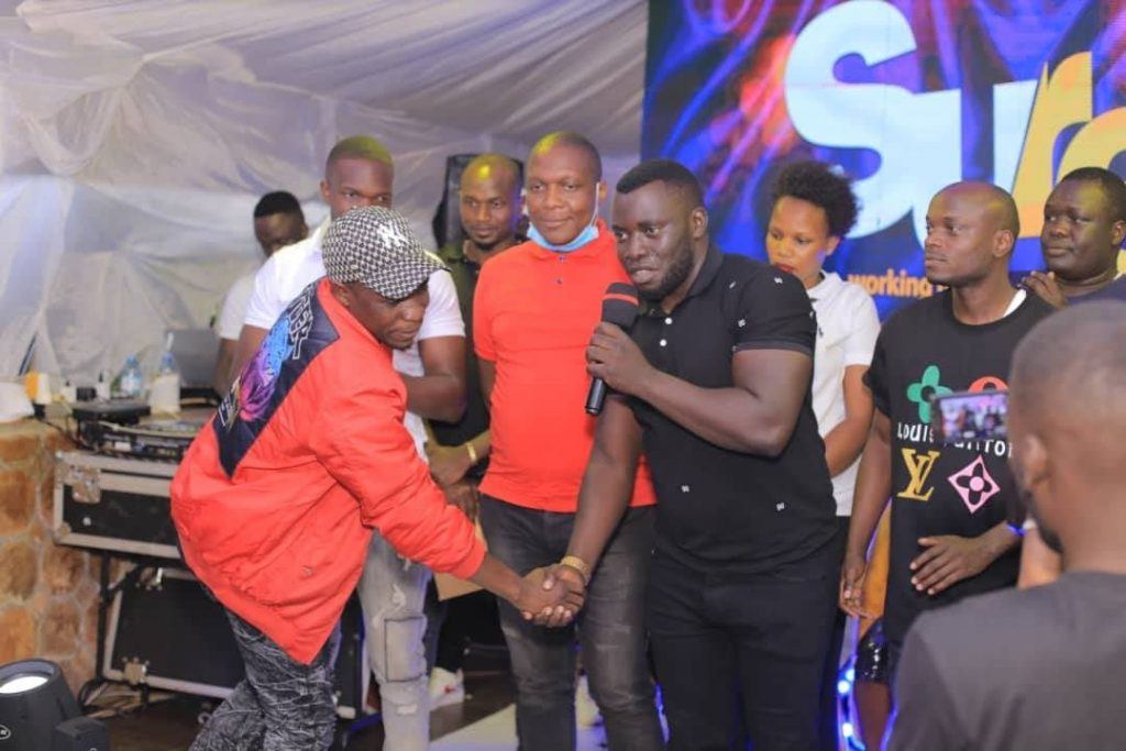 Sure Entertainment unveils Jowy Landa, Manager Francis sends her a heartwarming message