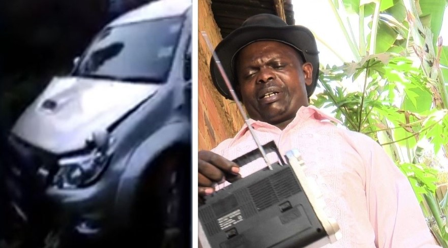 VIDEO - Kayibanda in Critical Condition, almost dies in his new Gift