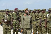 UPDF establishes the 305th Battalion at Sango Bay ahead of Elections