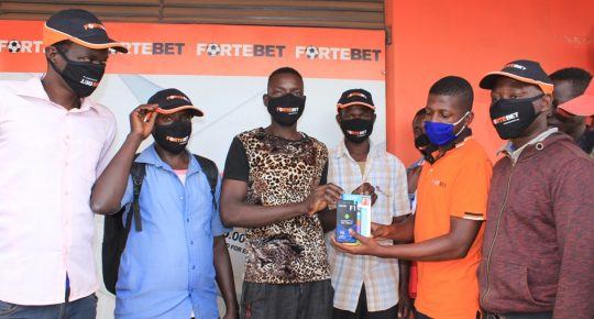 PHOTOS - Fortebet Uganda Kicks Off X-mas Celebrations in Style