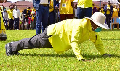 Indicators are clearer that Mr Yoweri Kaguta Museveni Tibuhaburwa will be voted massively by Youth