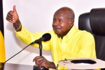 Akampa: Museveni is still here!