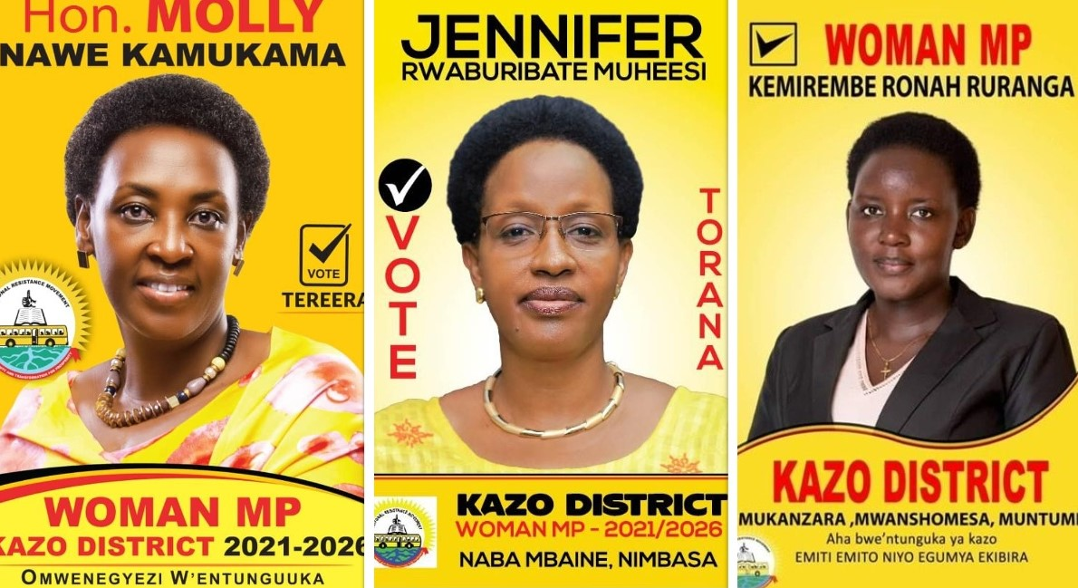Is Kemirembe Ronah Ruranga fit to represent Kazo District? Find the Truth