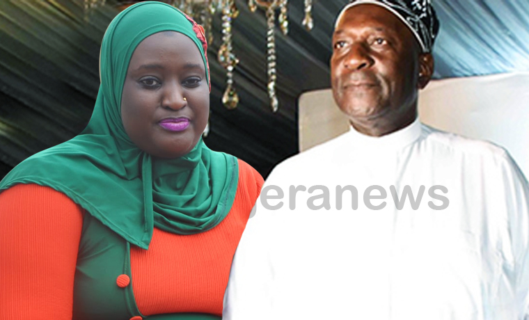 You are my hero my love - Muzaata's Wife Kulthum pens emotional letter
