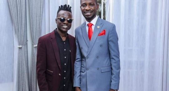 Bobi Wine pens an emotional letter to Sir Dan Magic & Afande Kato