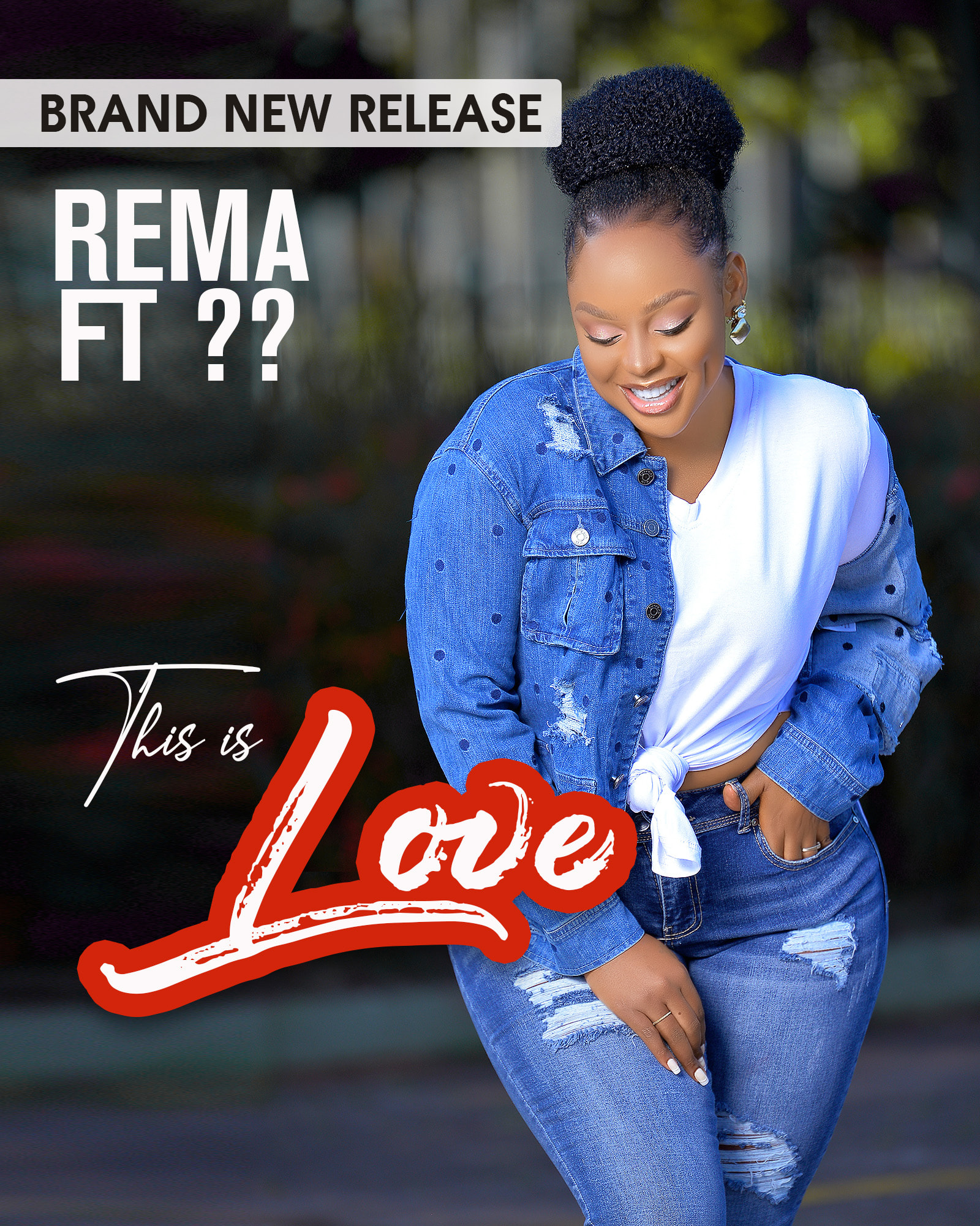 This Is Love by Rema Namakula