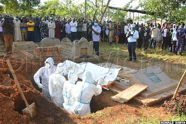 Politicians pay Tribute to Kivejinja, Burial scheduled for Today