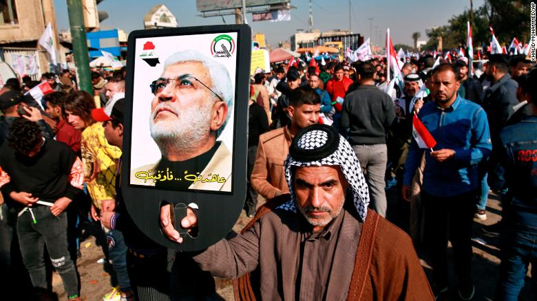 Iraq issues arrest warrant for Out-going US President Donald Trump