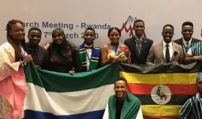 Uganda beats Sierra Leone to Host the 17th IFMSA Conference