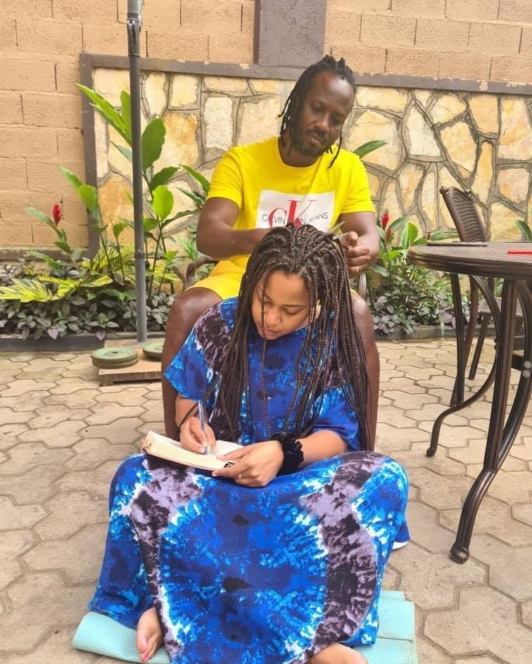 Bebe Cool puts Politics aside and sends this Message to Zuena Kirema