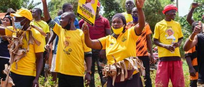 Intimidating NRM/Museveni's supporters will not help you win
