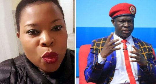 MP-elect Ssegirinya's Ex-Girlfriend, Goolixy Ready to be Second Wife