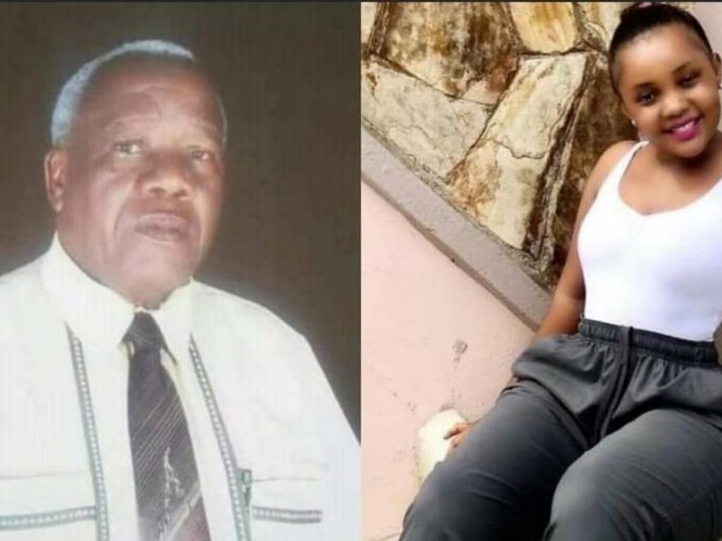 Video: 80-year-old man dies after Chewing a 33-year-old woman's Sumbie