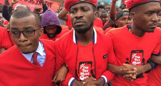 Vote Bobi Wine As President For a better Uganda - A Pass Tells Ugandans