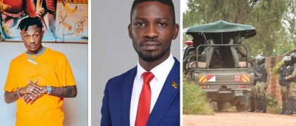 We Peacefully ask security to vacate from Magere - Fik Fameica Roars