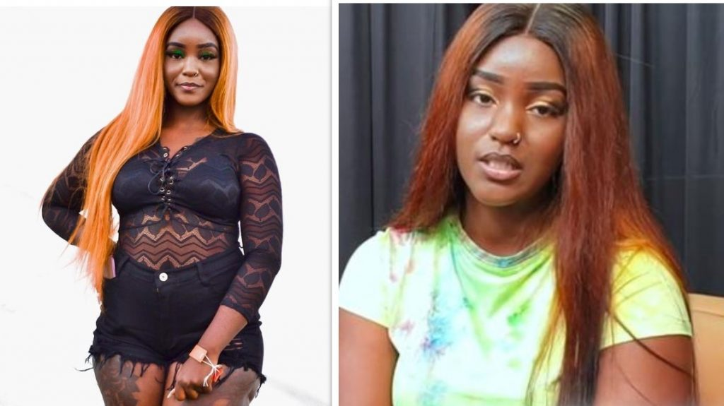I Kissed A girl – Shakilla narrates how she started eating fellow girls
