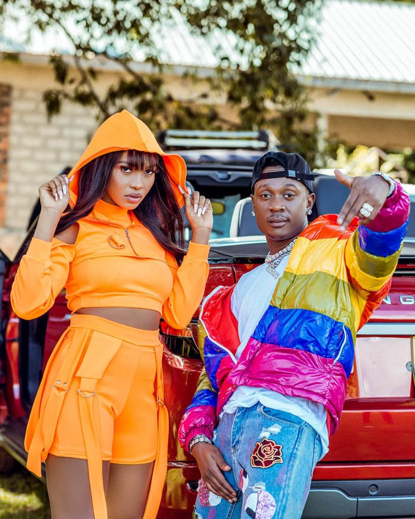 Fik Fameica dumps Lydia Jazmine for Spice Diana's beans