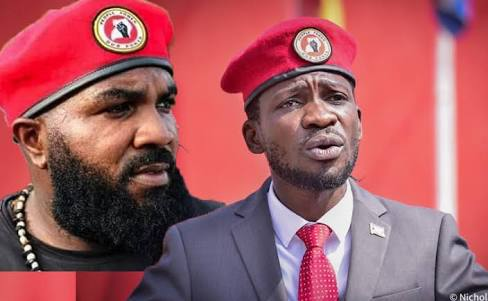 I can't stop thinking about Nubian li, Eddie Mutwe, Dan Magic - Bobi Wine