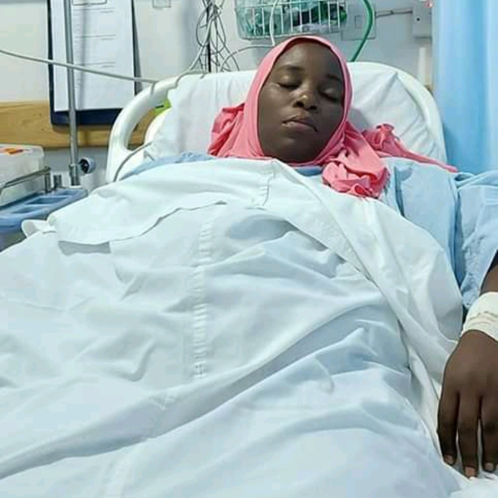 Stecia Mayanja is terribly sick but not dead, Fans pray for her