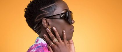 Swangz Avenue's Azawi gets a new hairstyle ahead of her new Album