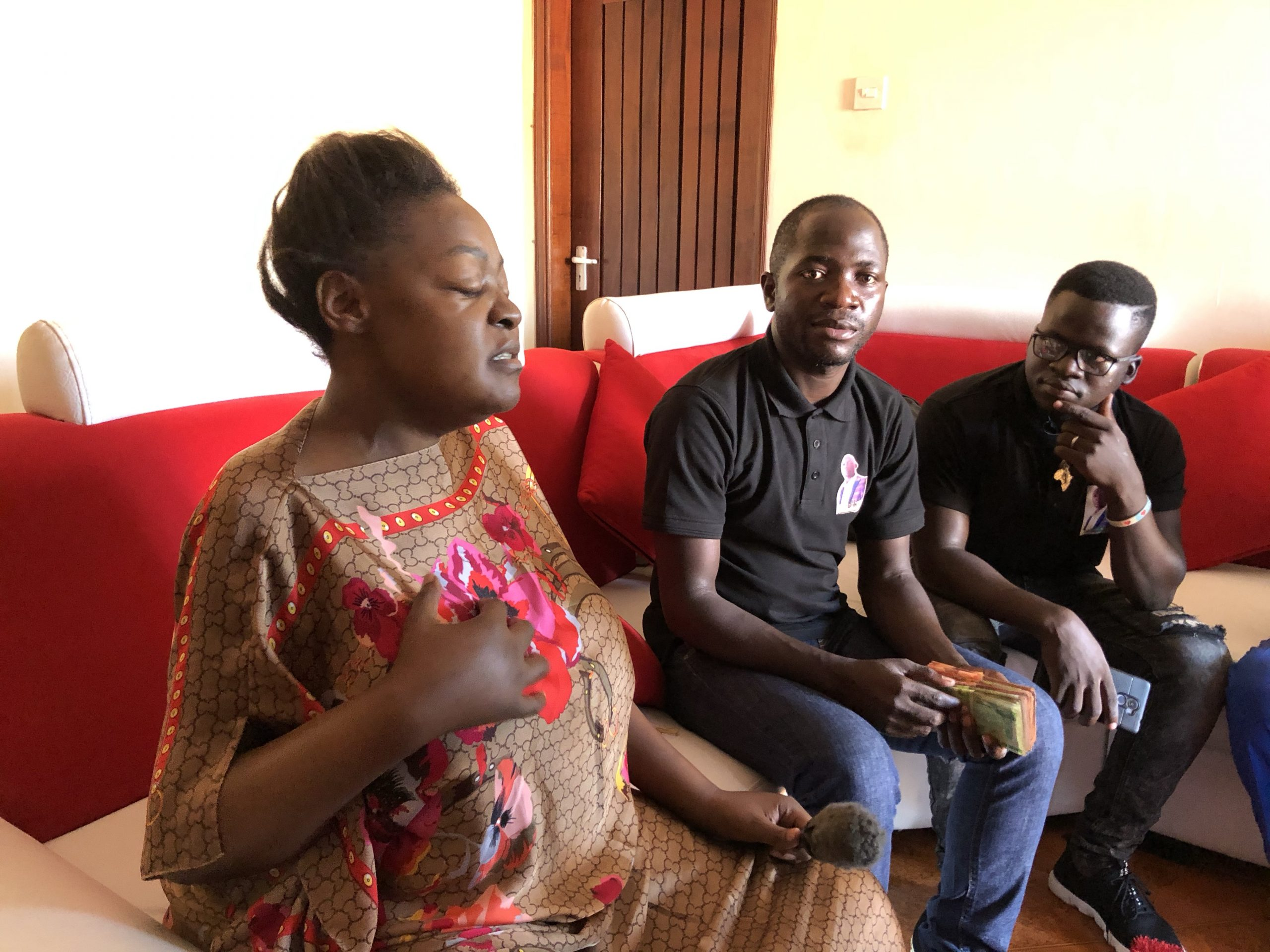 Evelyne Lagu's Ex-Husband refuses son to offer Kidney to his mother