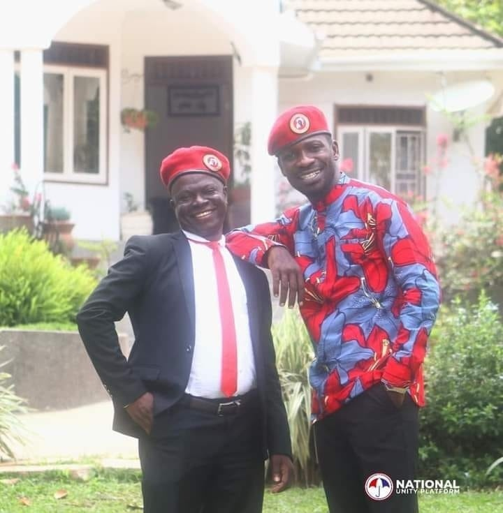 "Bobi Wine Commends Jailed Ssegirinya for Protesting ""peacefully"""