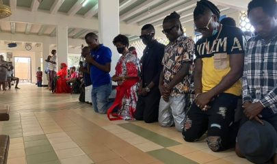 Mayanja brothers hold memorial service for AK 47 and Mowzey Radio