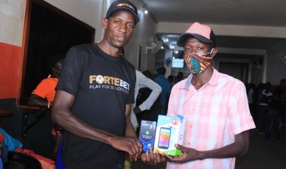 Fortebet Uganda Says A Big Thank You To Arua and Koboko
