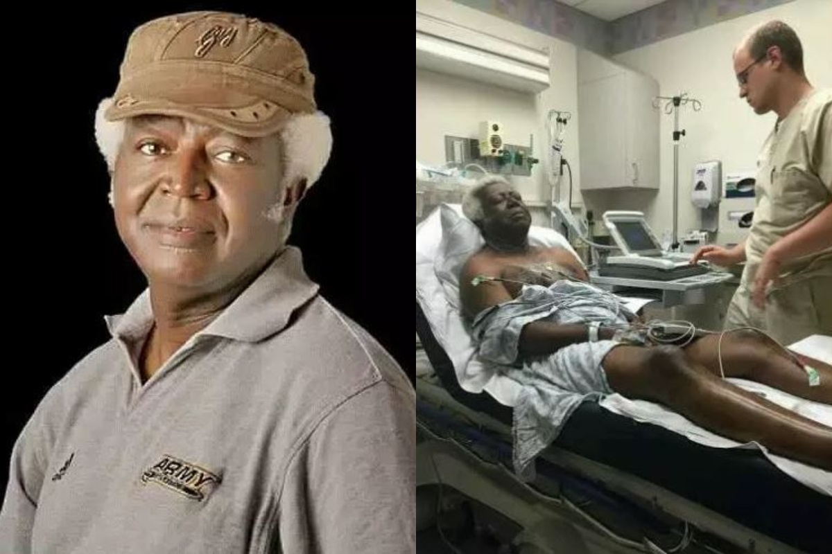 Here is what Killed Nollywood's star Chief Bruno Iwuoha