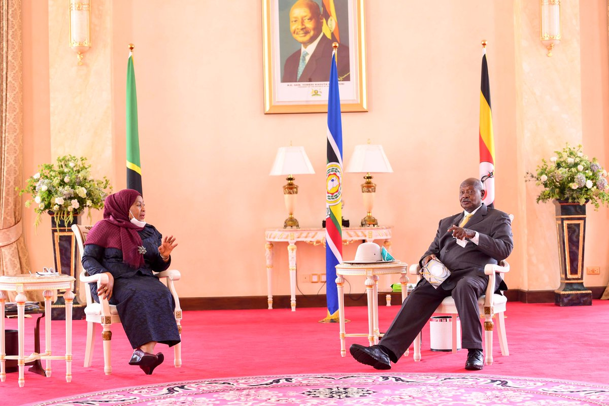 I'll cement & scale to greater heights areas of cooperation - Samia Suluhu