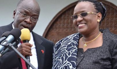 Former Tanzania first lady Janeth Magufuli not Dead, in critical condition