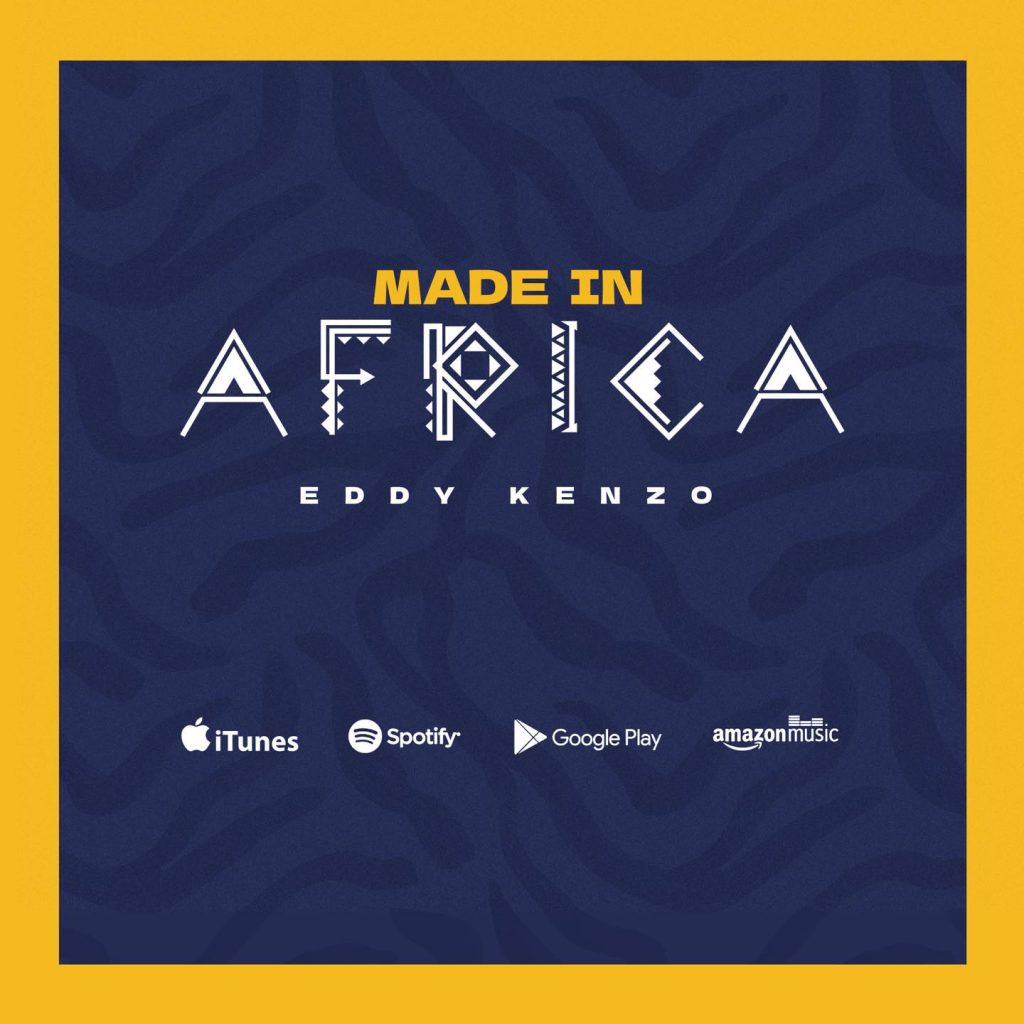 Eddy Kenzo set to Release New Album Made In Africa