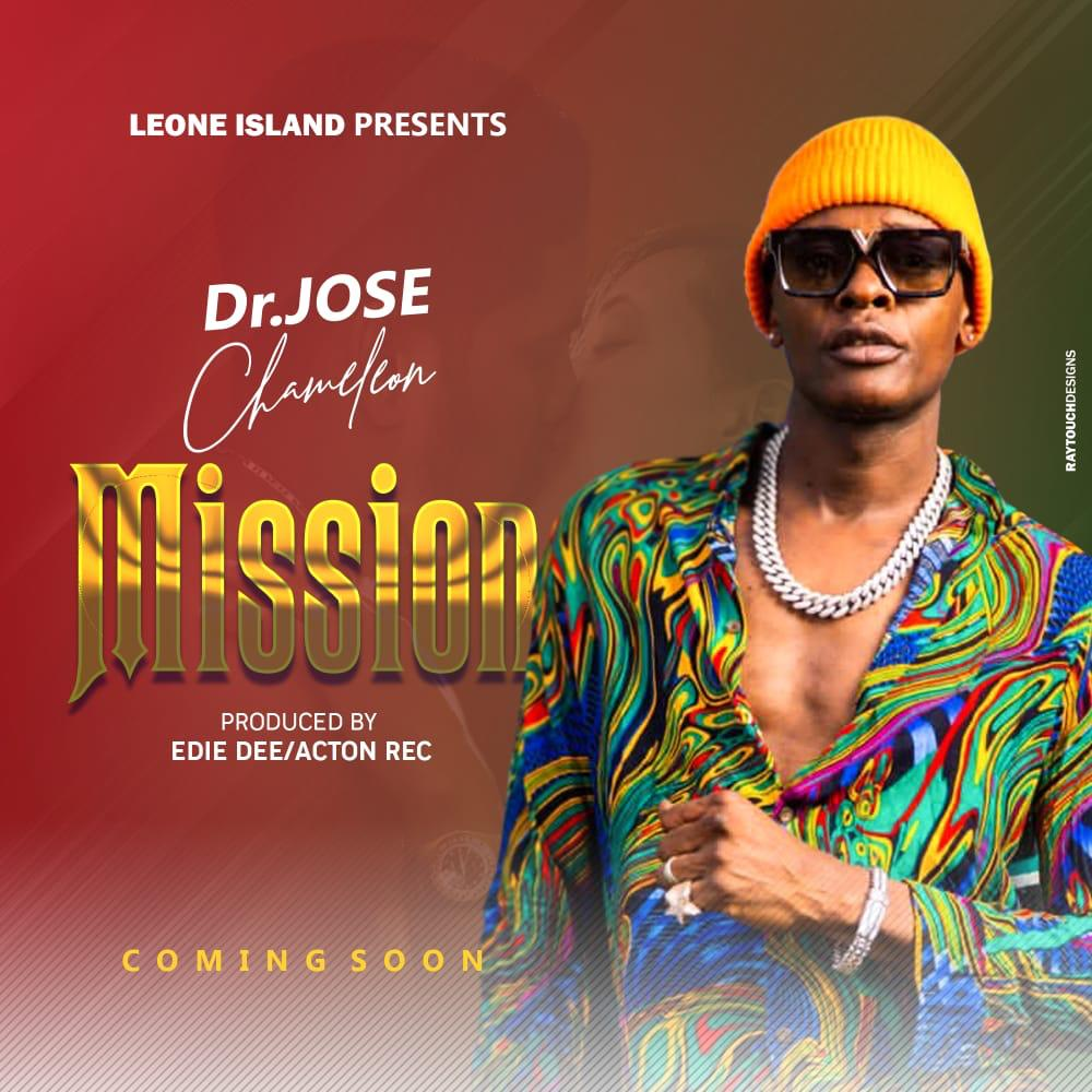 Mission Official mp3 Download by Jose Chameleone