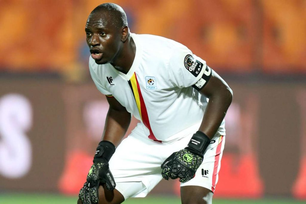 OFFICIAL - Denis Onyango Retires from International Football