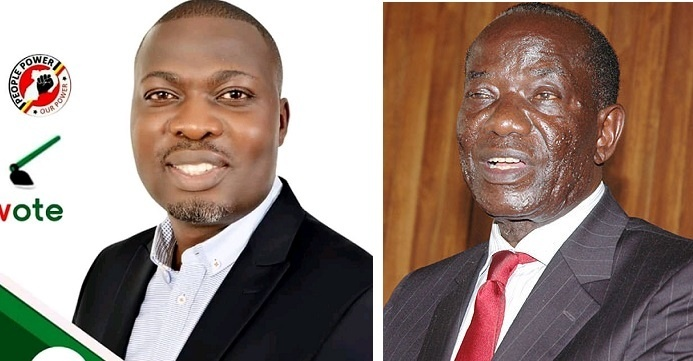 Richard Sebamala's dream to out-seat Vice President Edward Ssekandi starts to materialize