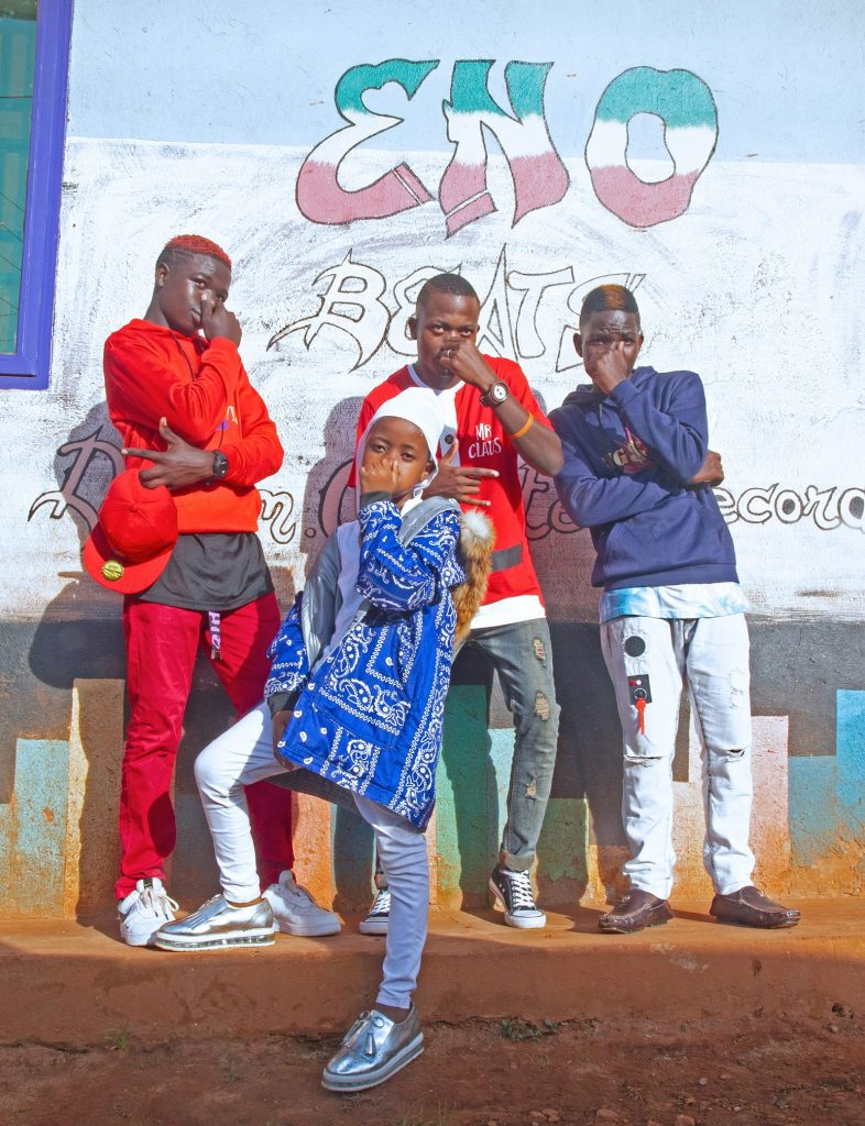 Tuwunya mp3 Download by Fresh Kid ft Bawunya Real Dance Crew - Free
